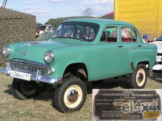 Moskvitch 410 photo - 6