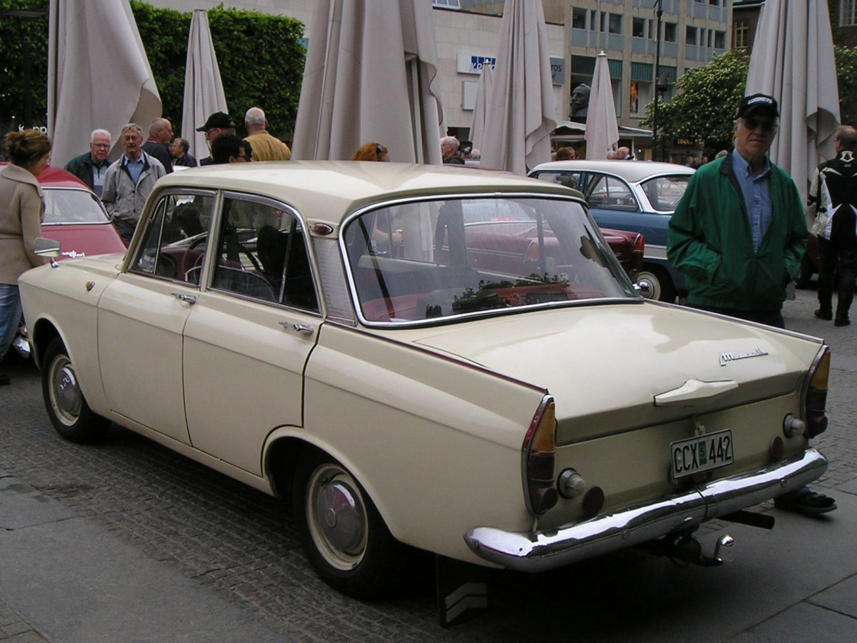 Moskvitch elite photo - 1