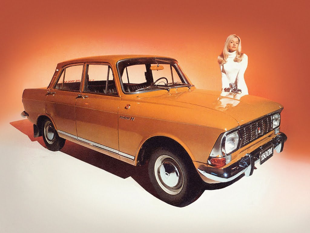 Moskvitch elite photo - 2