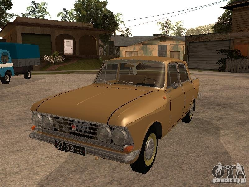 Moskvitch elite photo - 4