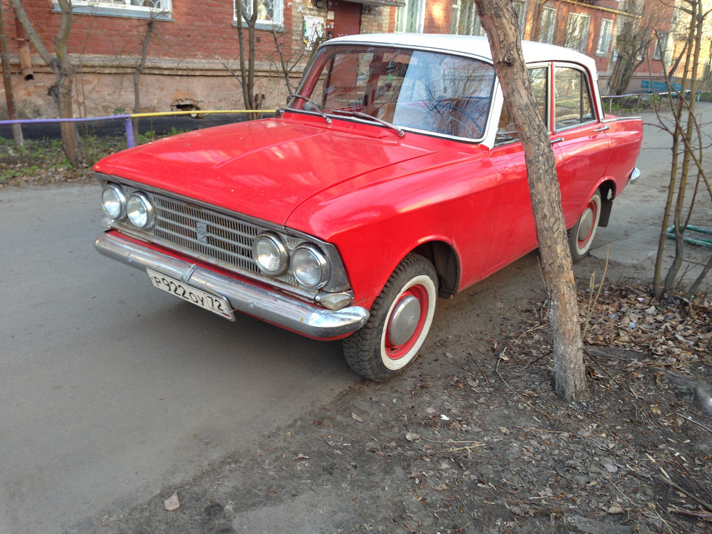 Moskvitch elite photo - 8