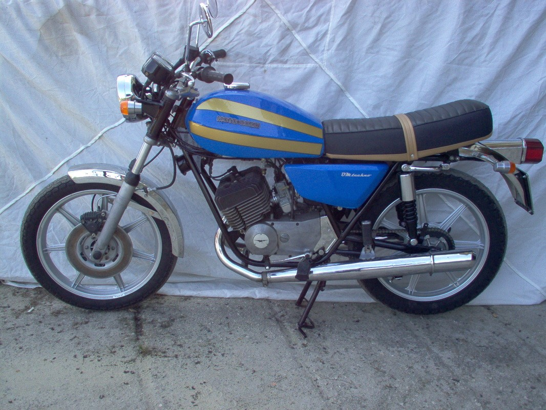 Moto guzzi 250 photo - 2