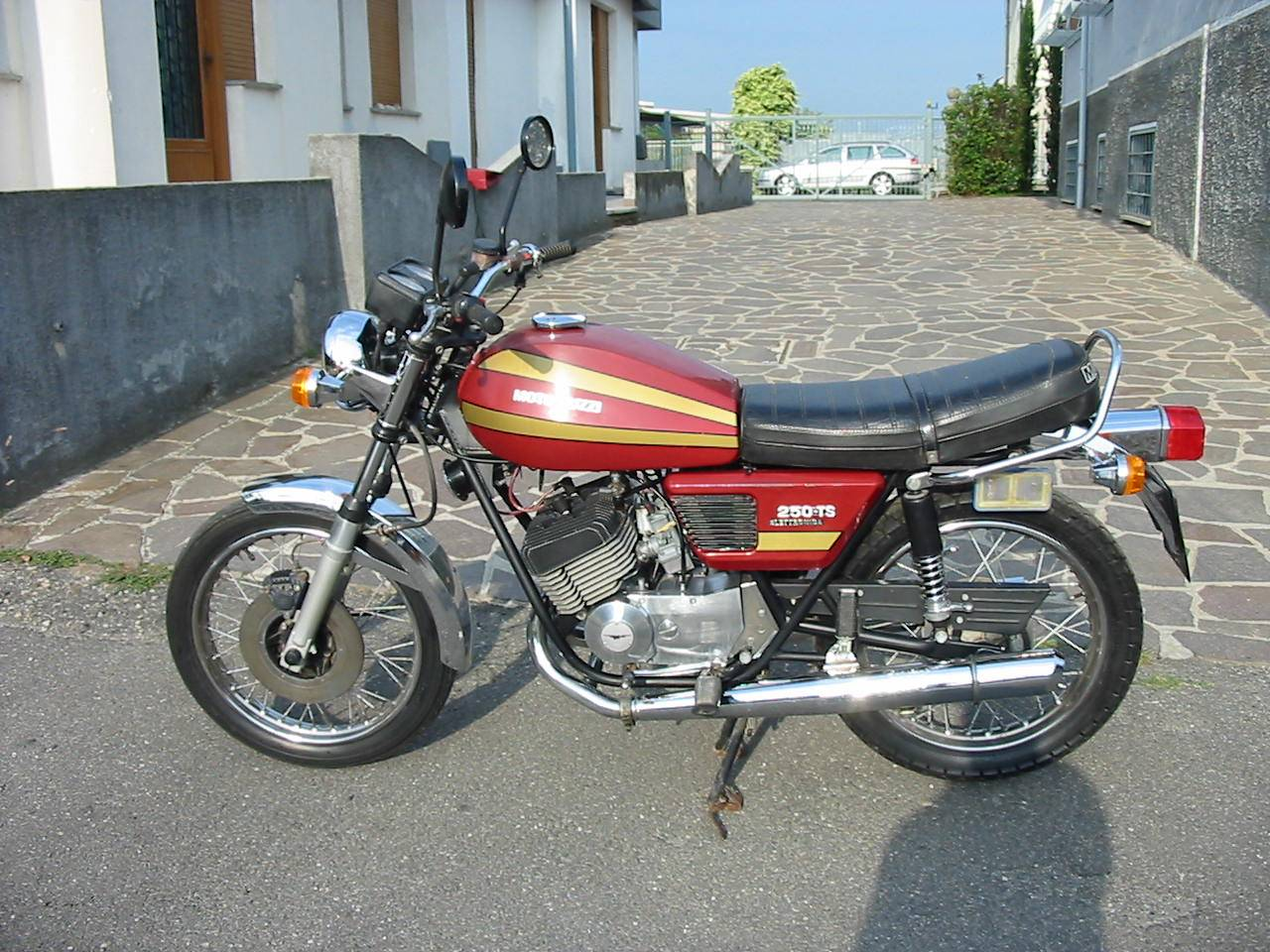 Moto guzzi 250 photo - 7