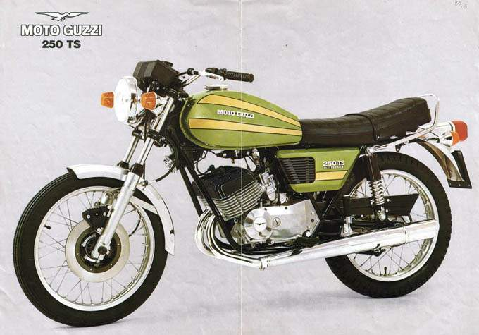 Moto guzzi 250 photo - 8