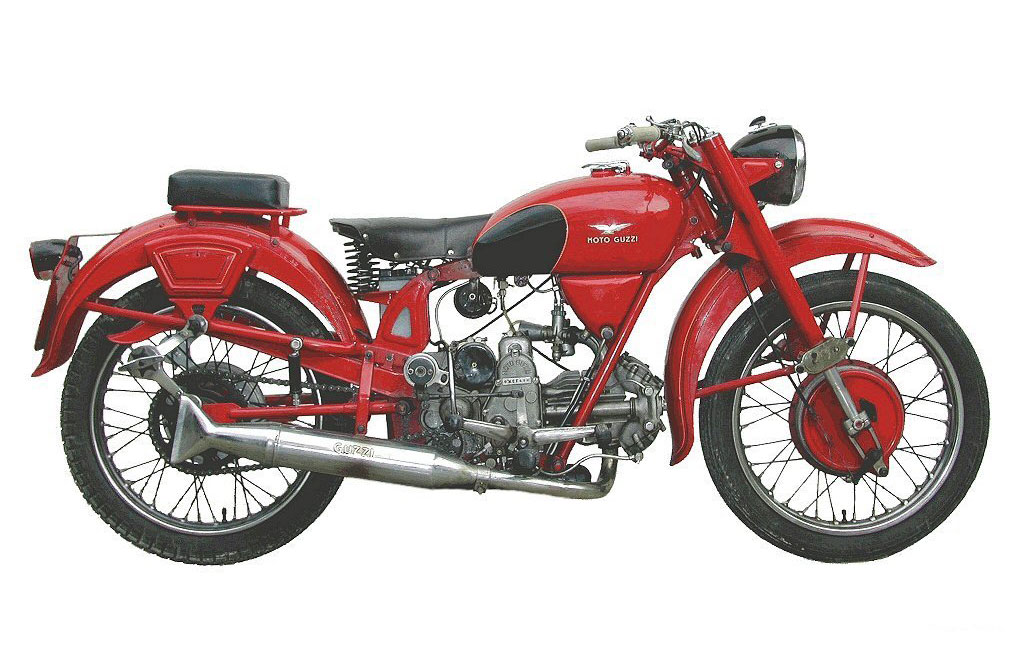 Moto guzzi airone photo - 5