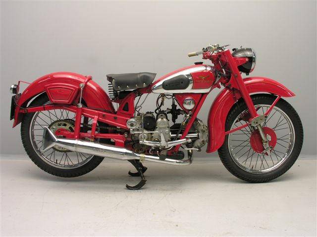 Moto guzzi airone photo - 6