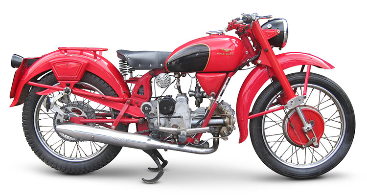 Moto guzzi airone photo - 7