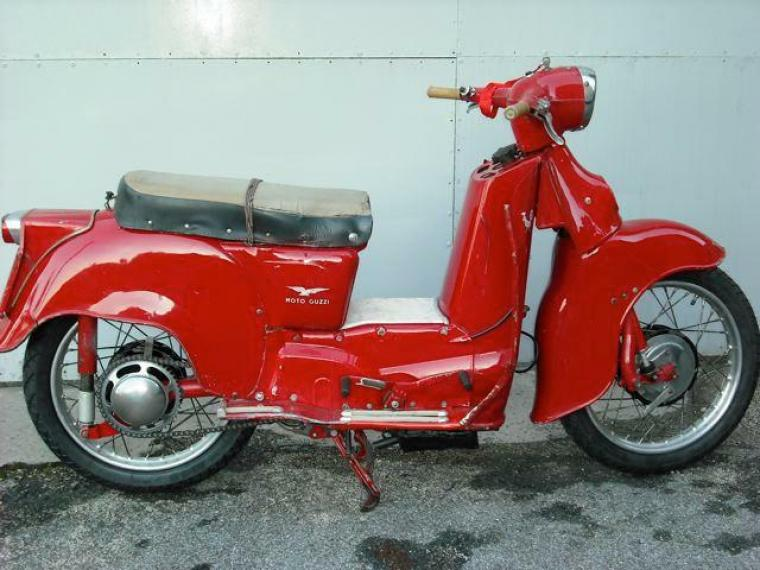 Moto guzzi galletto photo - 6