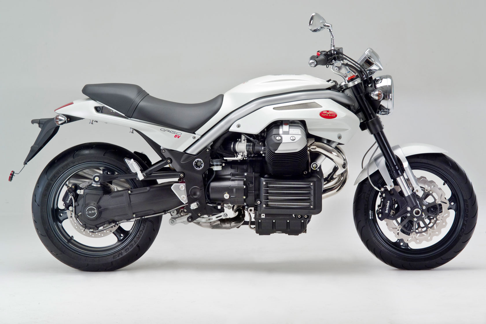 Moto guzzi griso photo - 10
