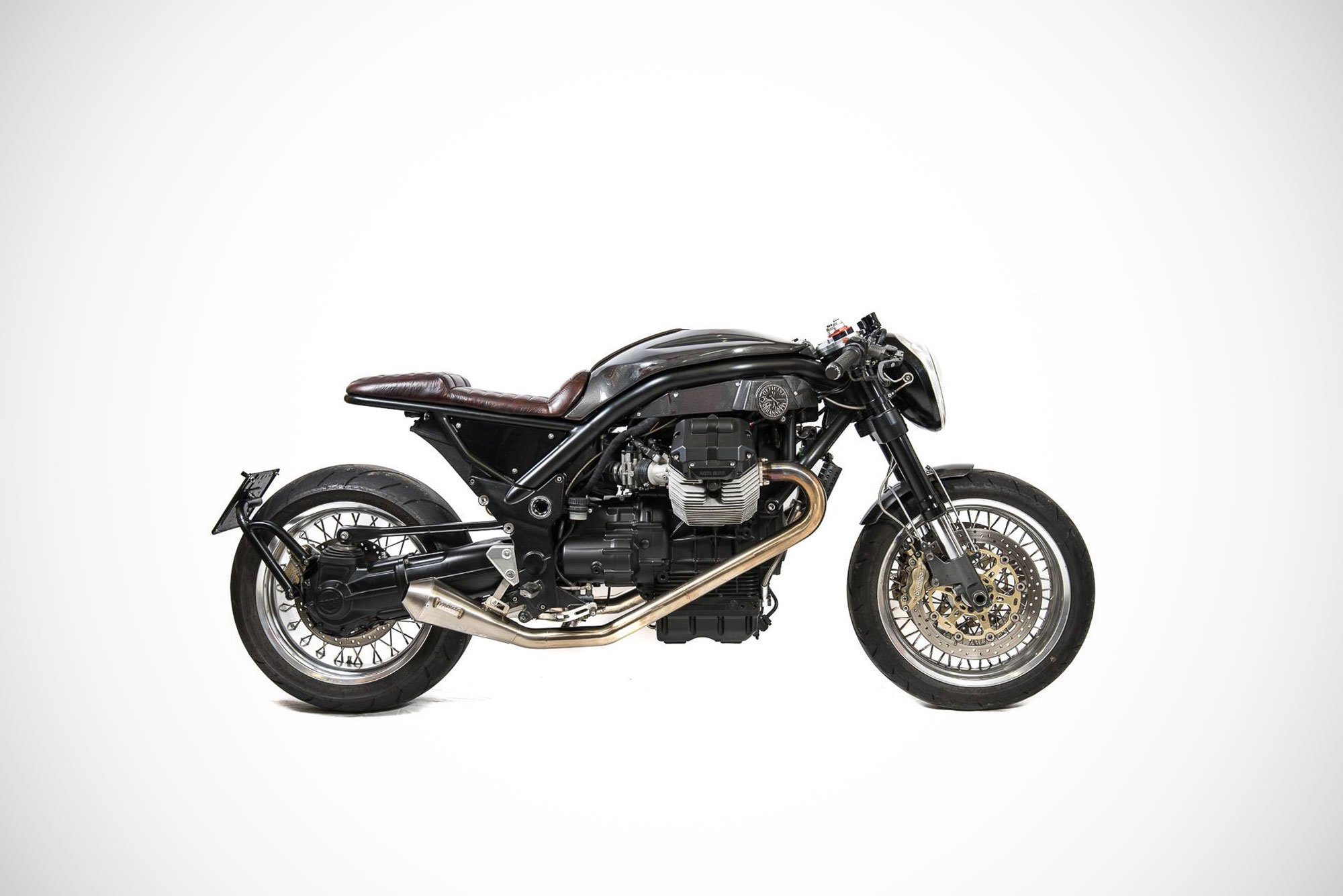 Moto guzzi griso photo - 4