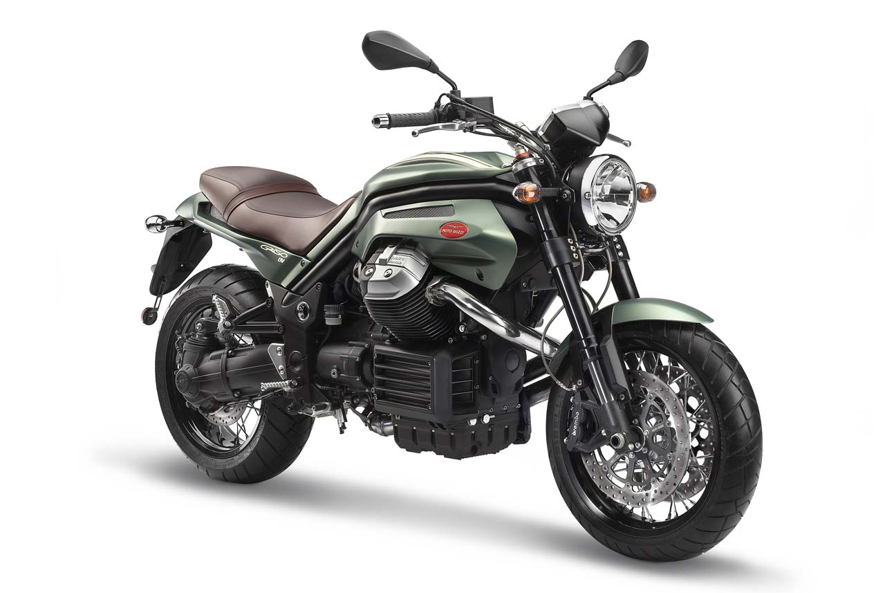 Moto guzzi griso photo - 8