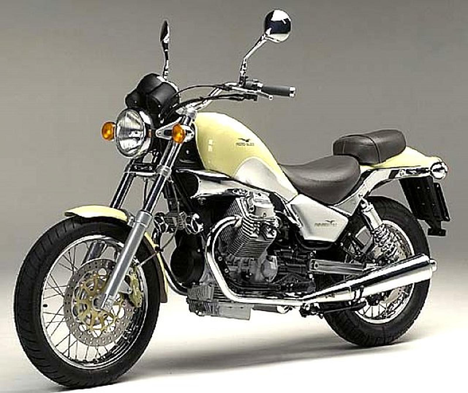 Moto guzzi nevada photo - 6