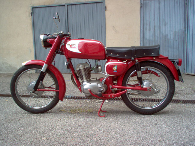 Moto morini 125 photo - 1