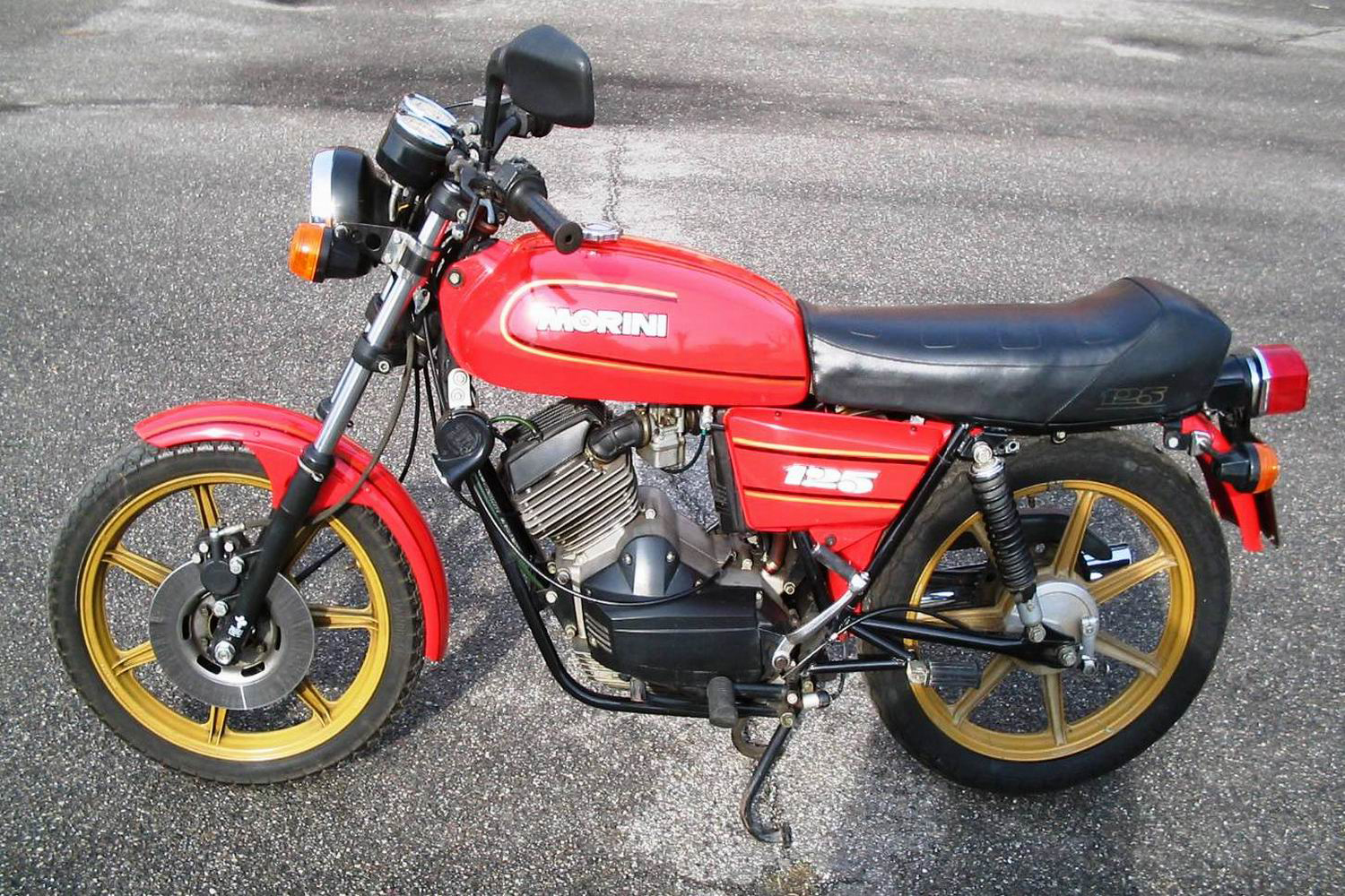 Moto morini 125 photo - 2