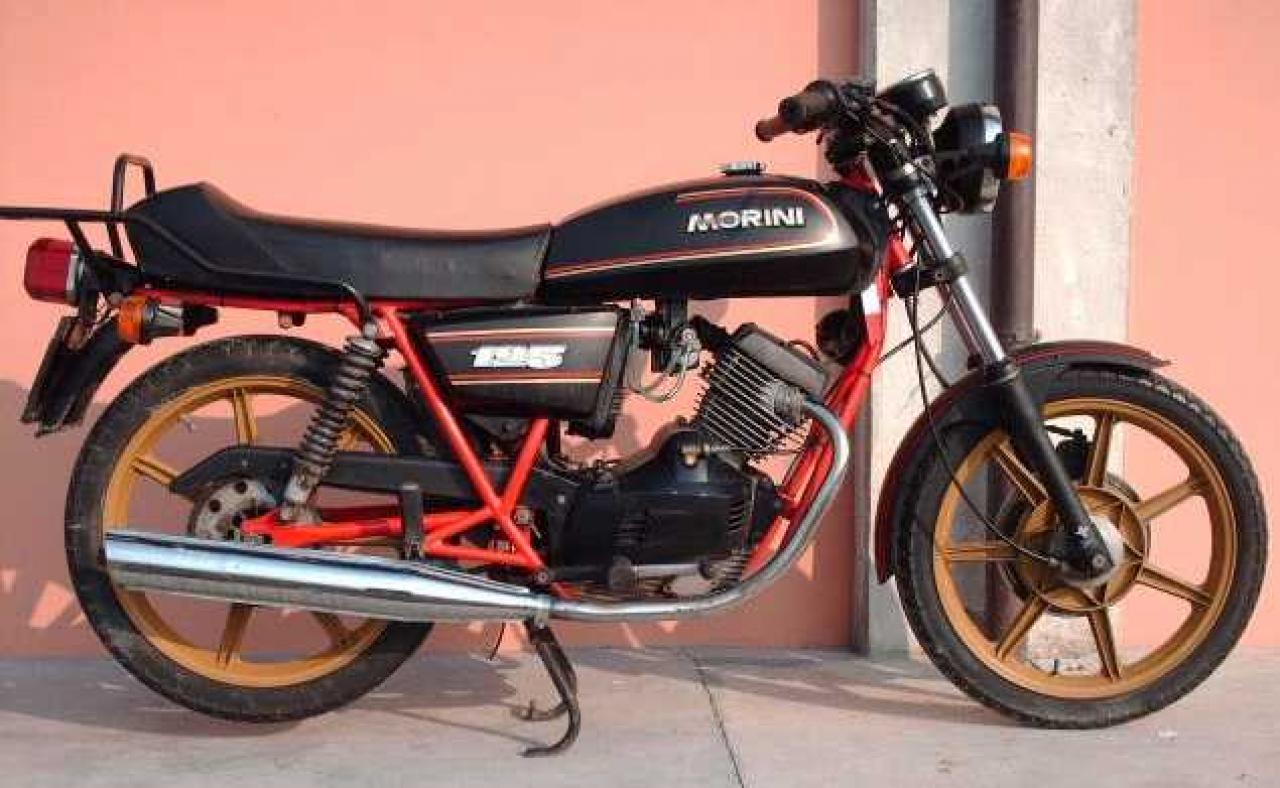 Moto morini 125 photo - 3