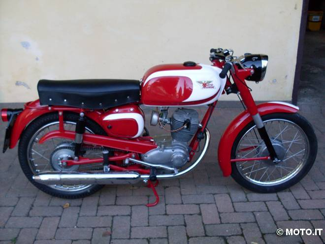 Moto morini 125 photo - 7