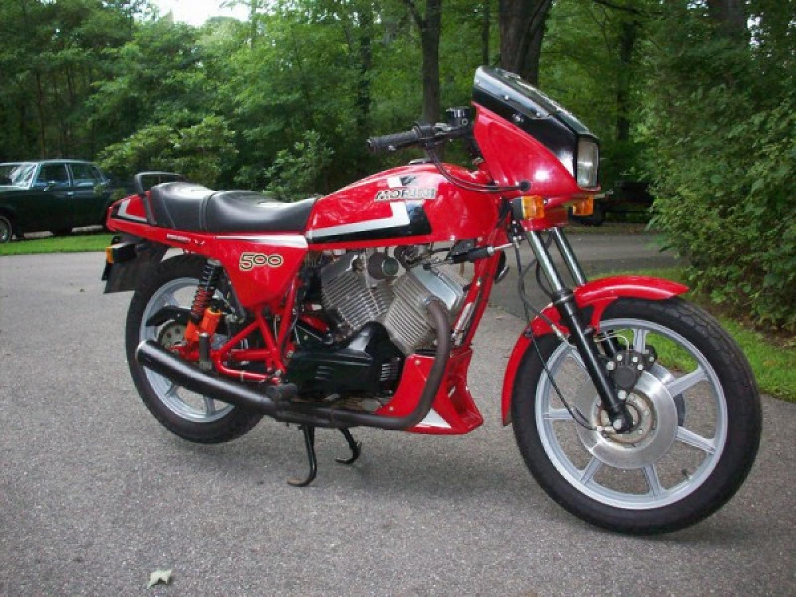 Moto morini 125 photo - 8
