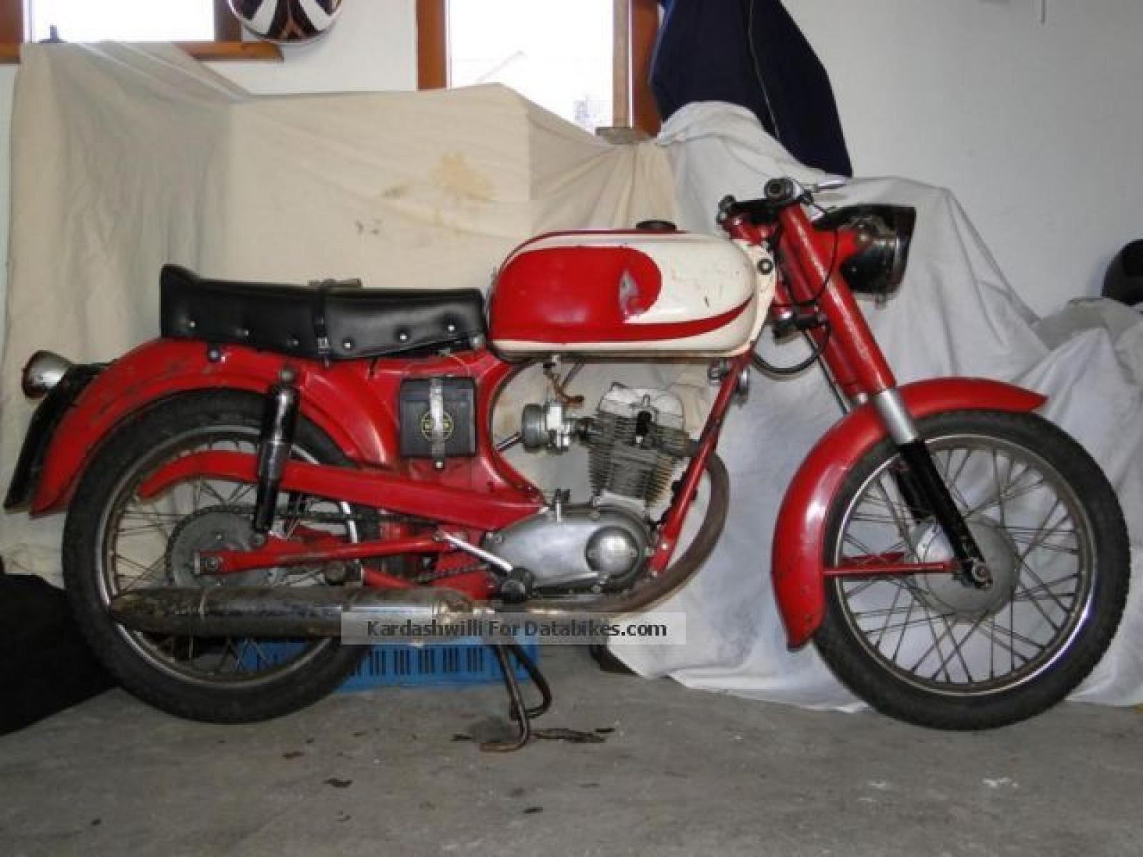 Moto morini 125 photo - 9