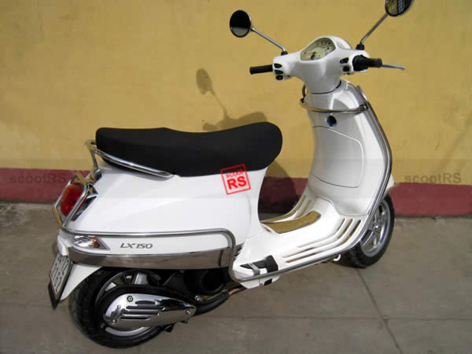 Moto vespa 150 photo - 5