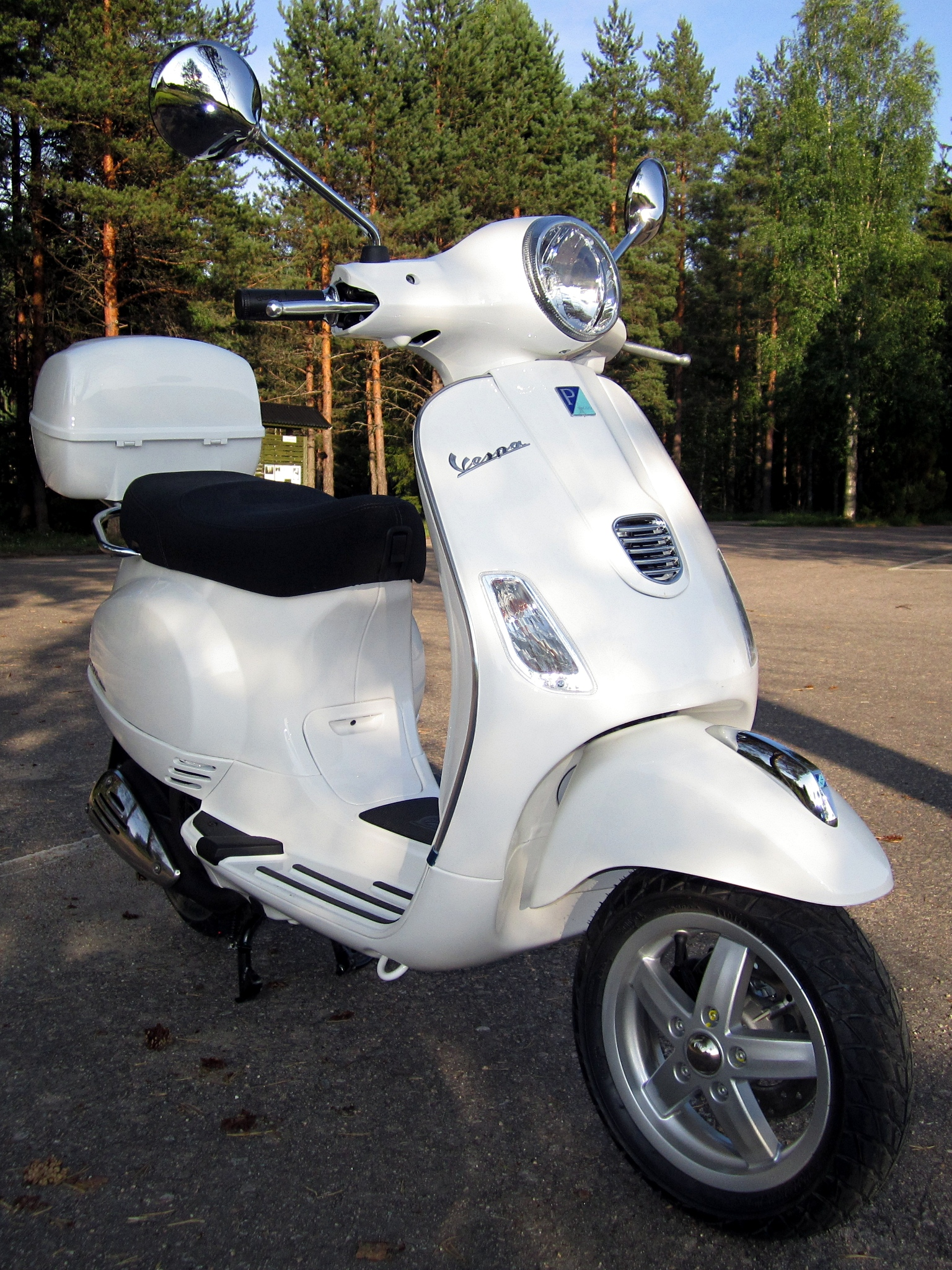 Moto vespa 150 photo - 9