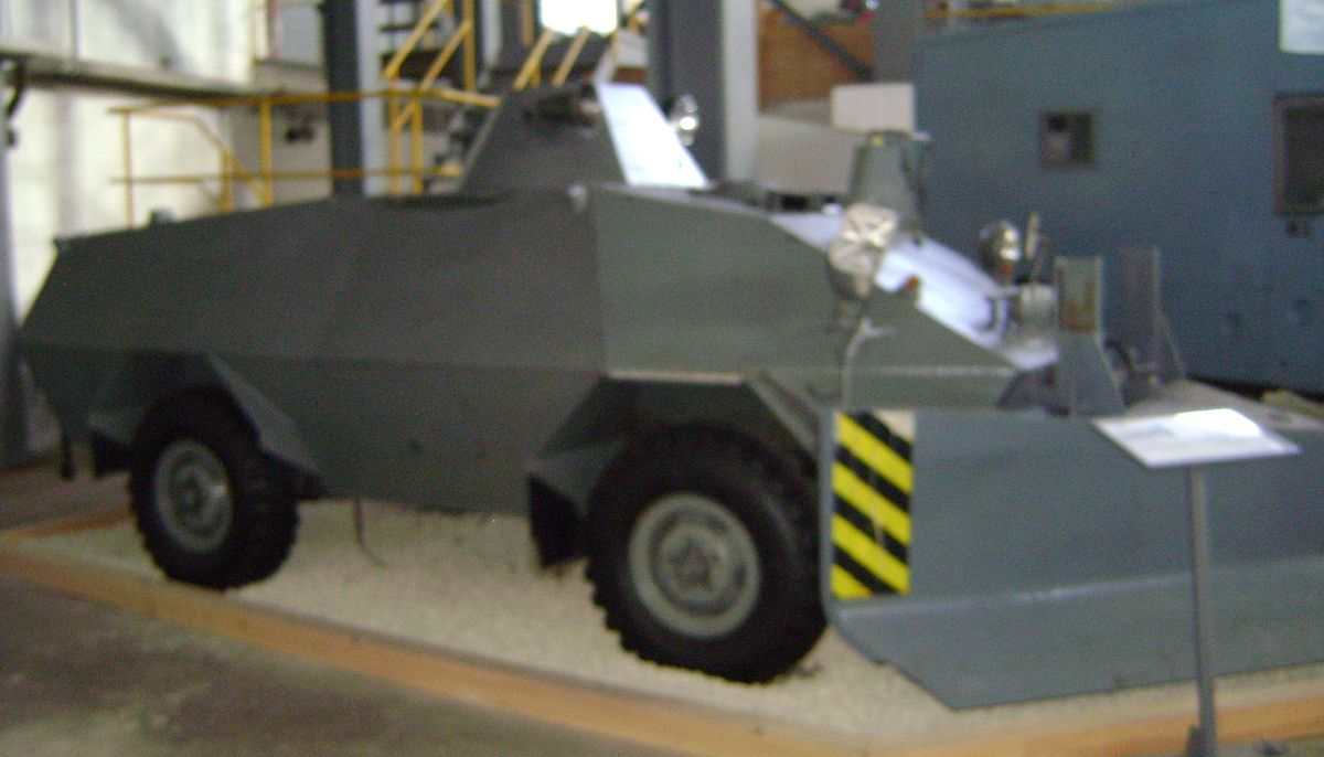 Mowag roland photo - 3