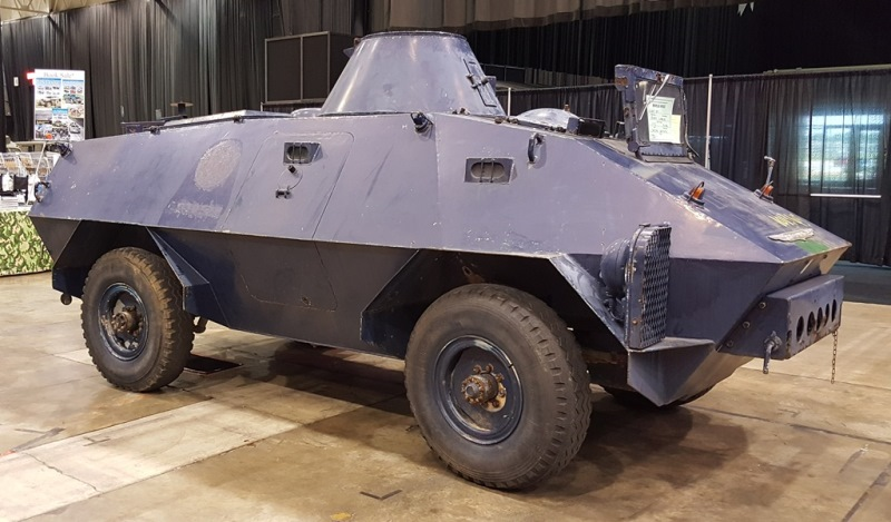 Mowag roland photo - 4