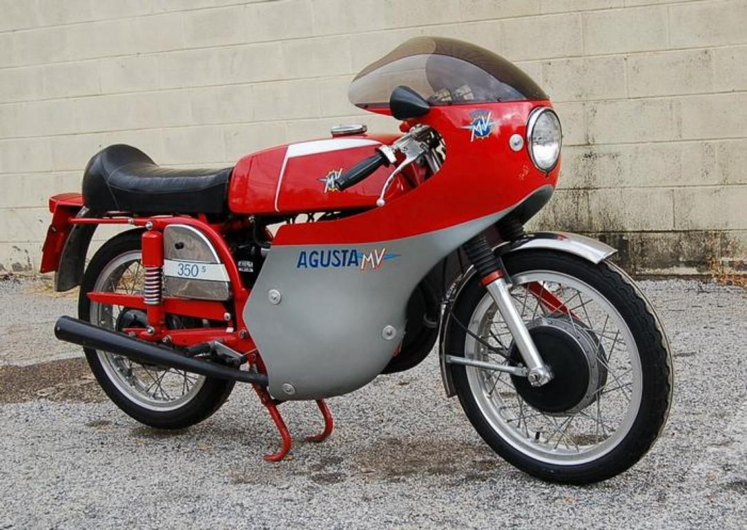 Mv agusta 350 photo - 10