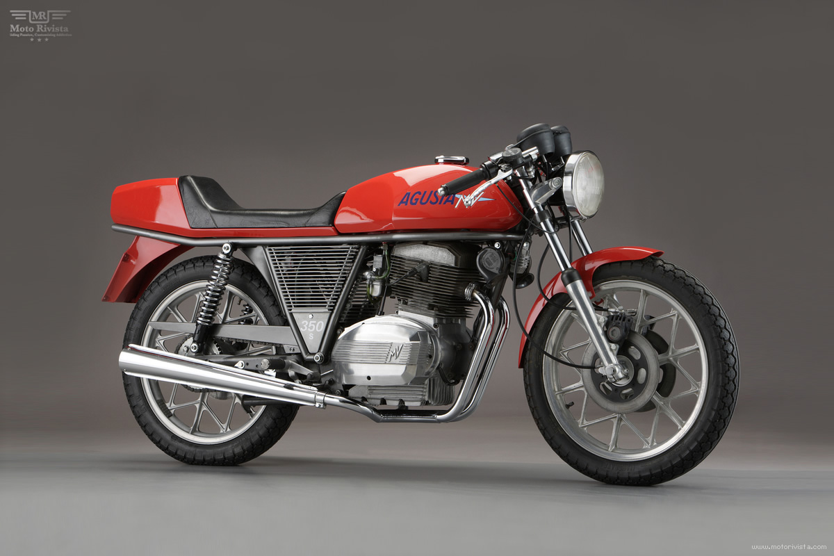 Mv agusta 350 photo - 3