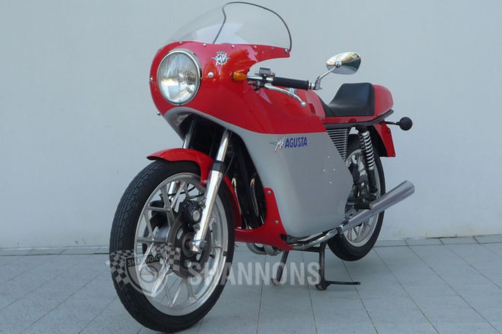 Mv agusta 350 photo - 4