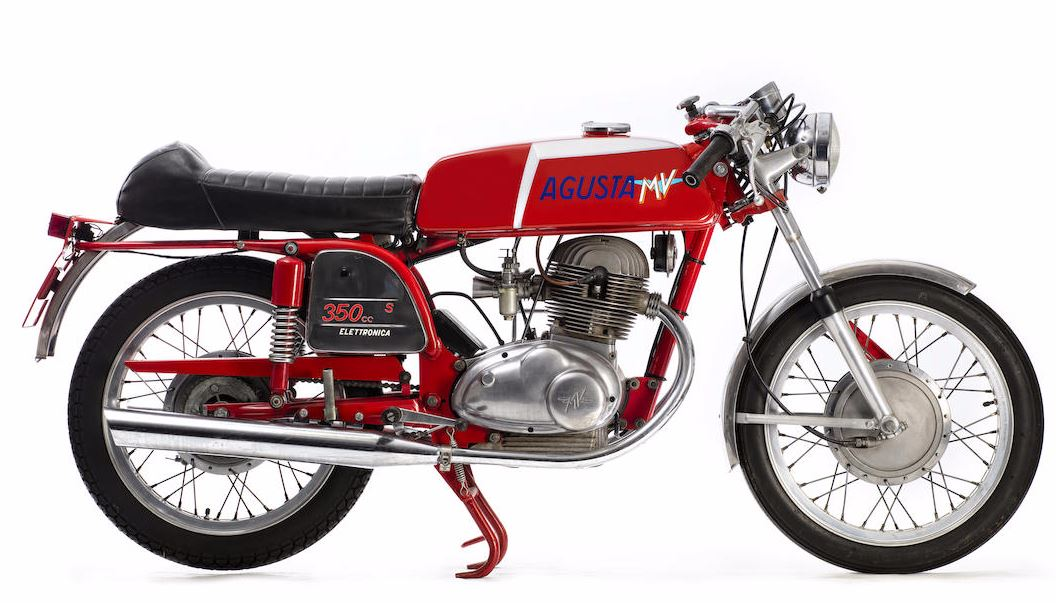 Mv agusta 350 photo - 5