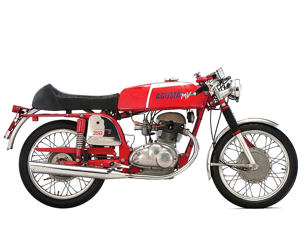 Mv agusta 350 photo - 6