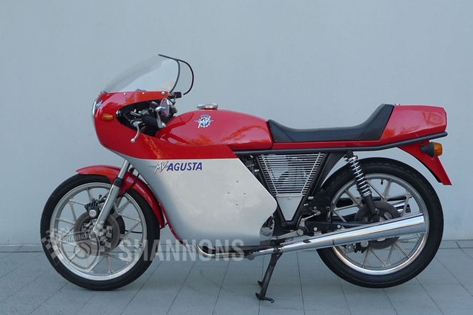 Mv agusta 350 photo - 7
