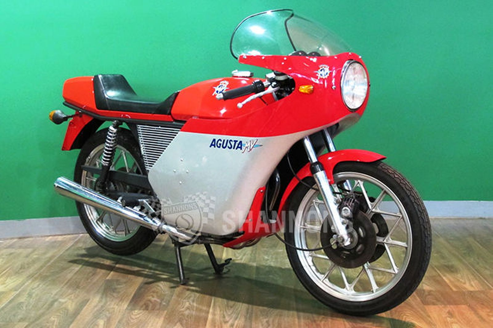 Mv agusta 350 photo - 8