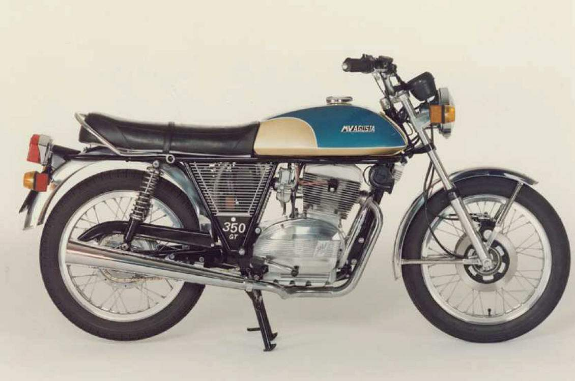 Mv agusta 350 photo - 9