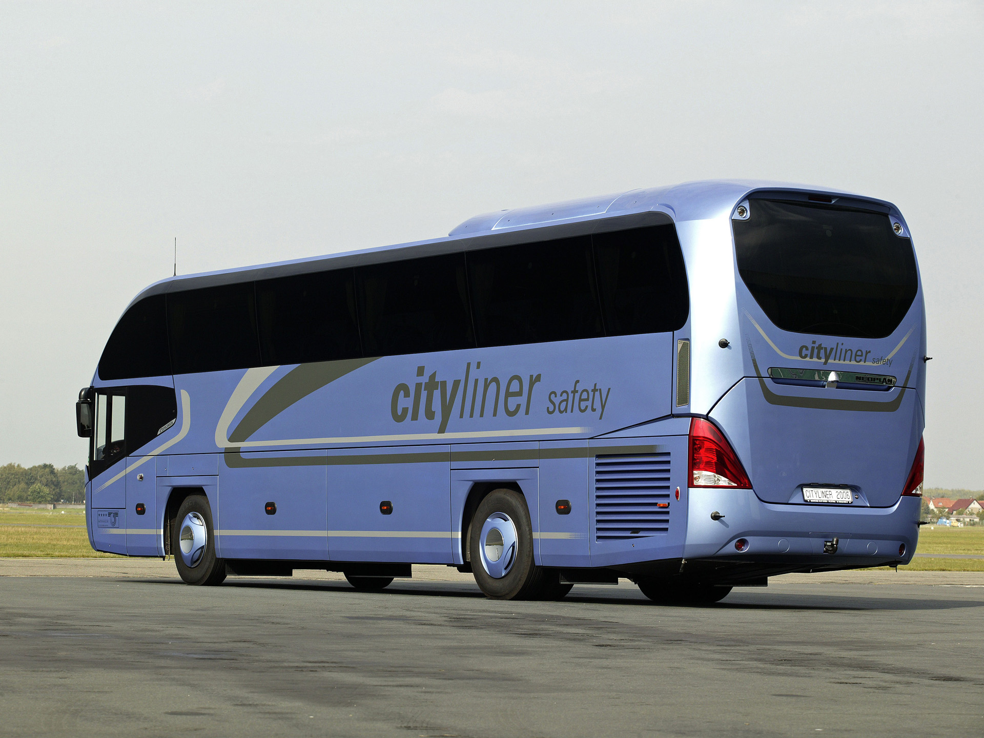 Neoplan cityliner photo - 6