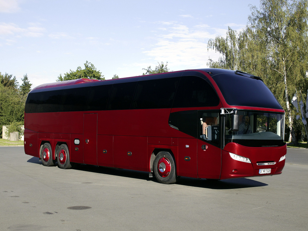 Neoplan cityliner photo - 9