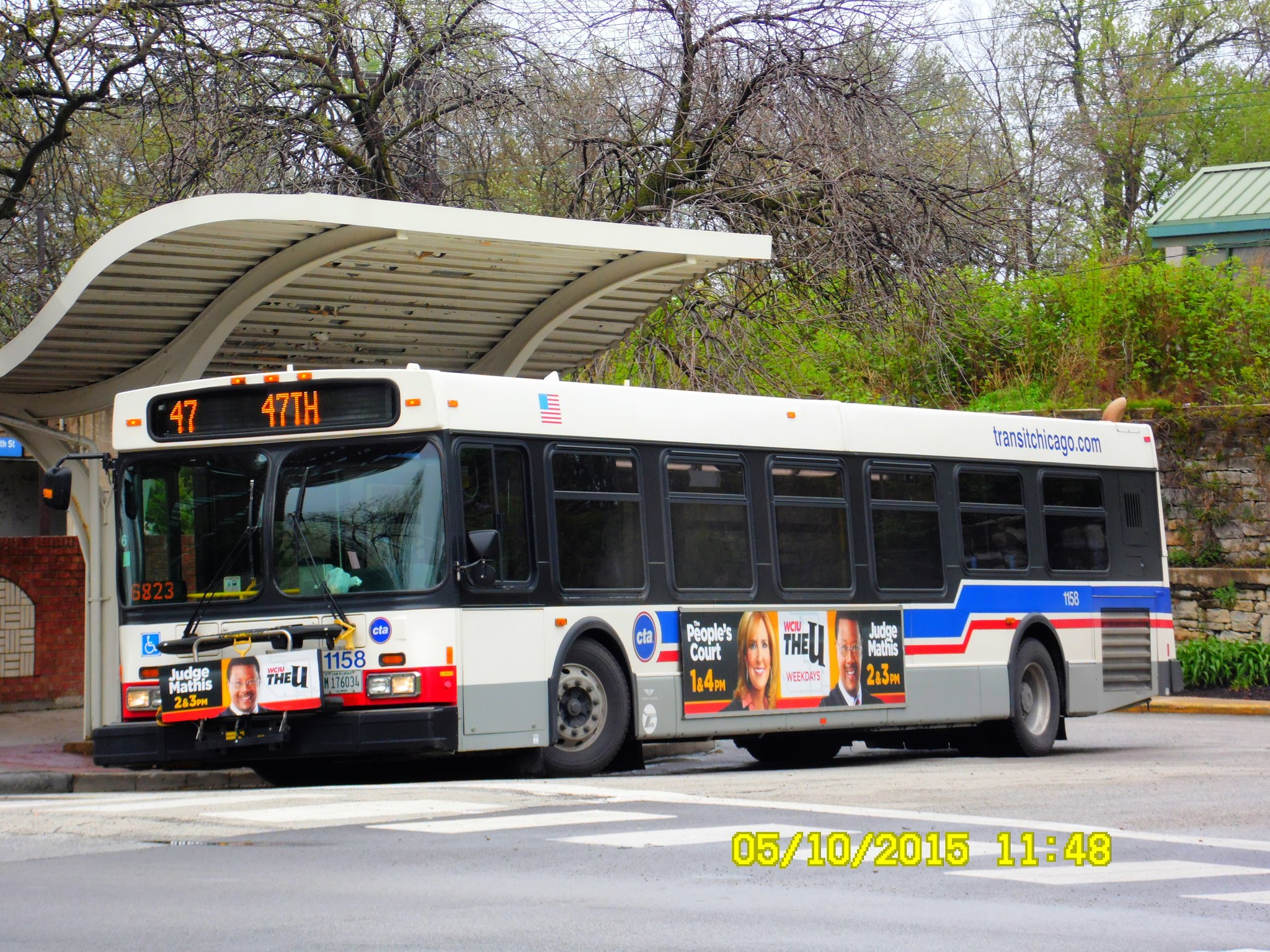New flyer d40lf photo - 4