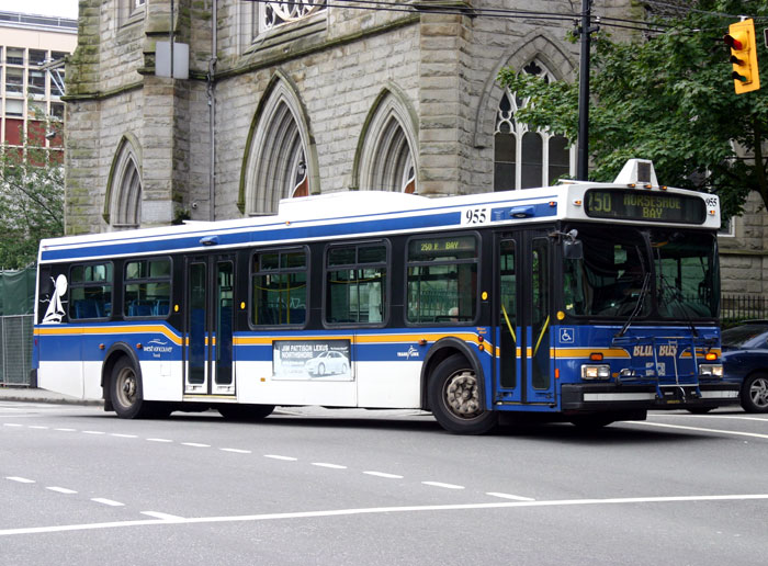 New flyer d40lf photo - 6