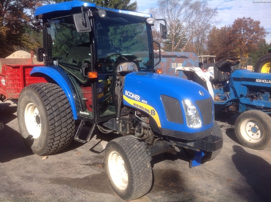 New holland 4055 photo - 3