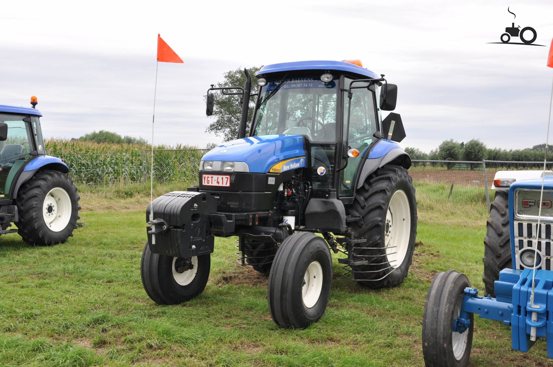 New holland 5030 photo - 10