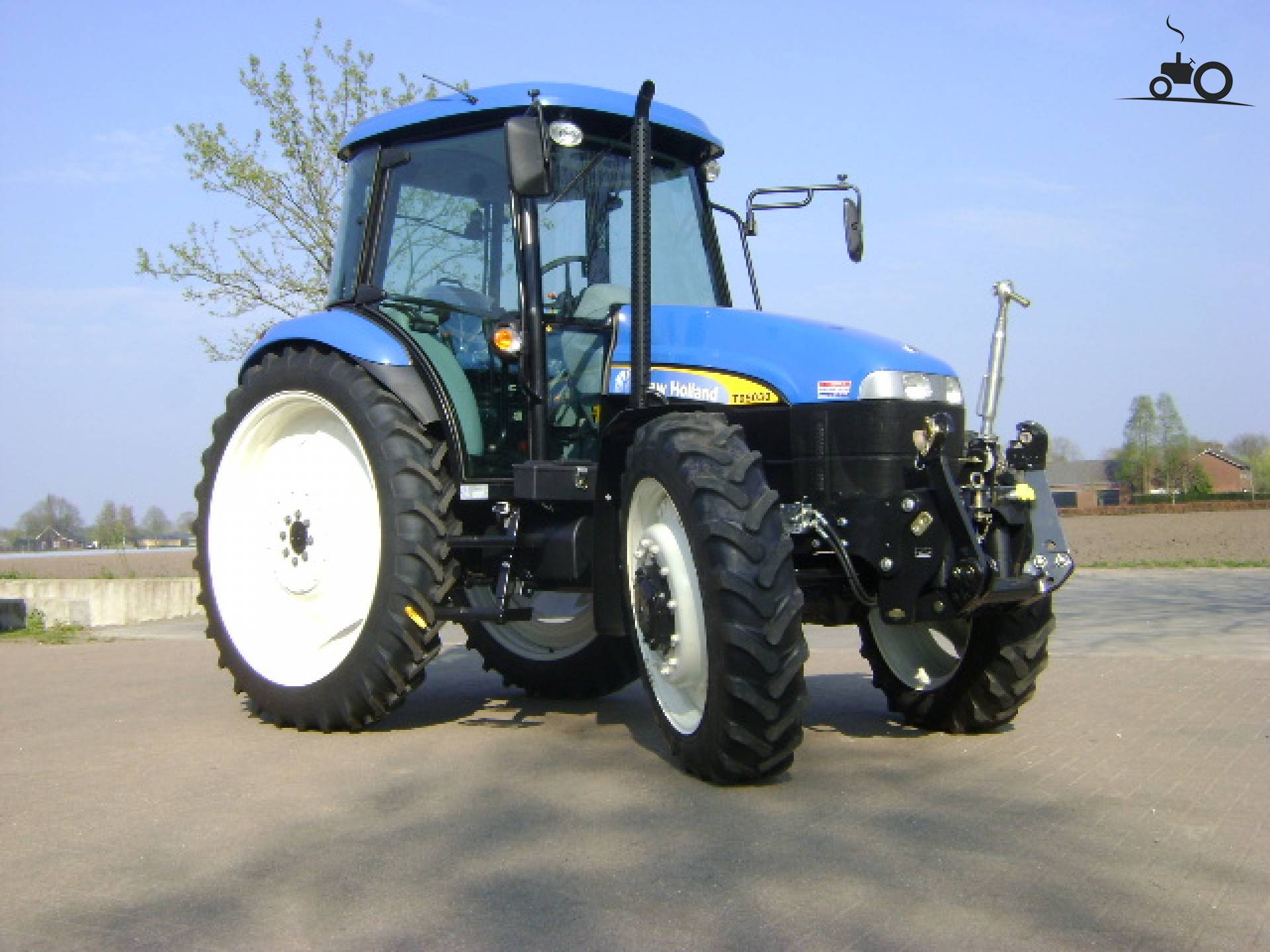 New holland 5030 photo - 4