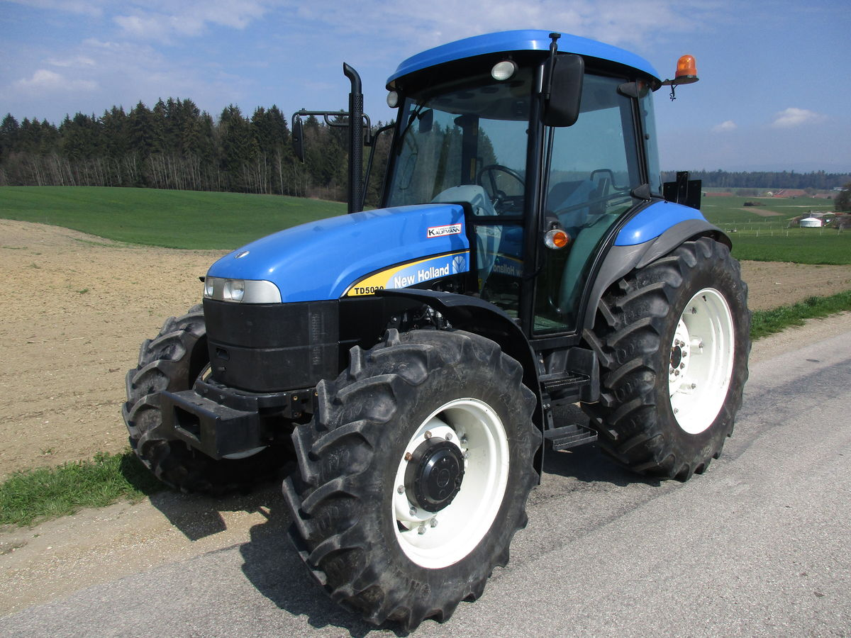 New holland 5030 photo - 5