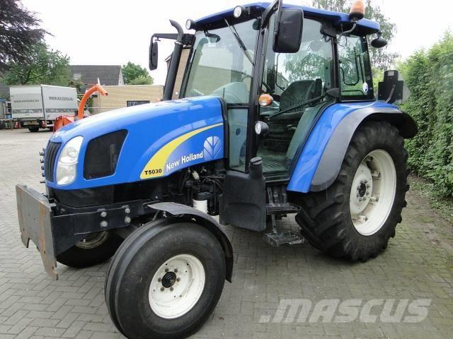 New holland 5030 photo - 6