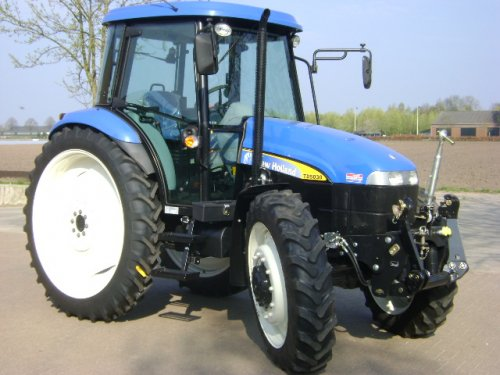 New holland 5030 photo - 7