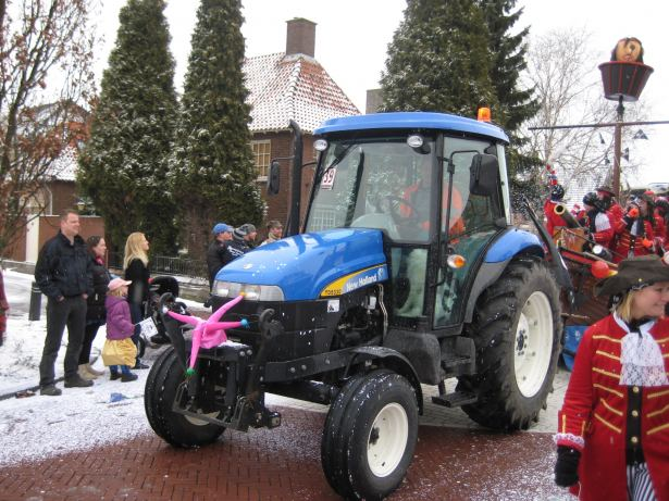 New holland 5030 photo - 8