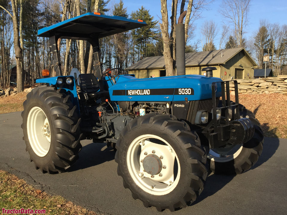 New holland 5030 photo - 9