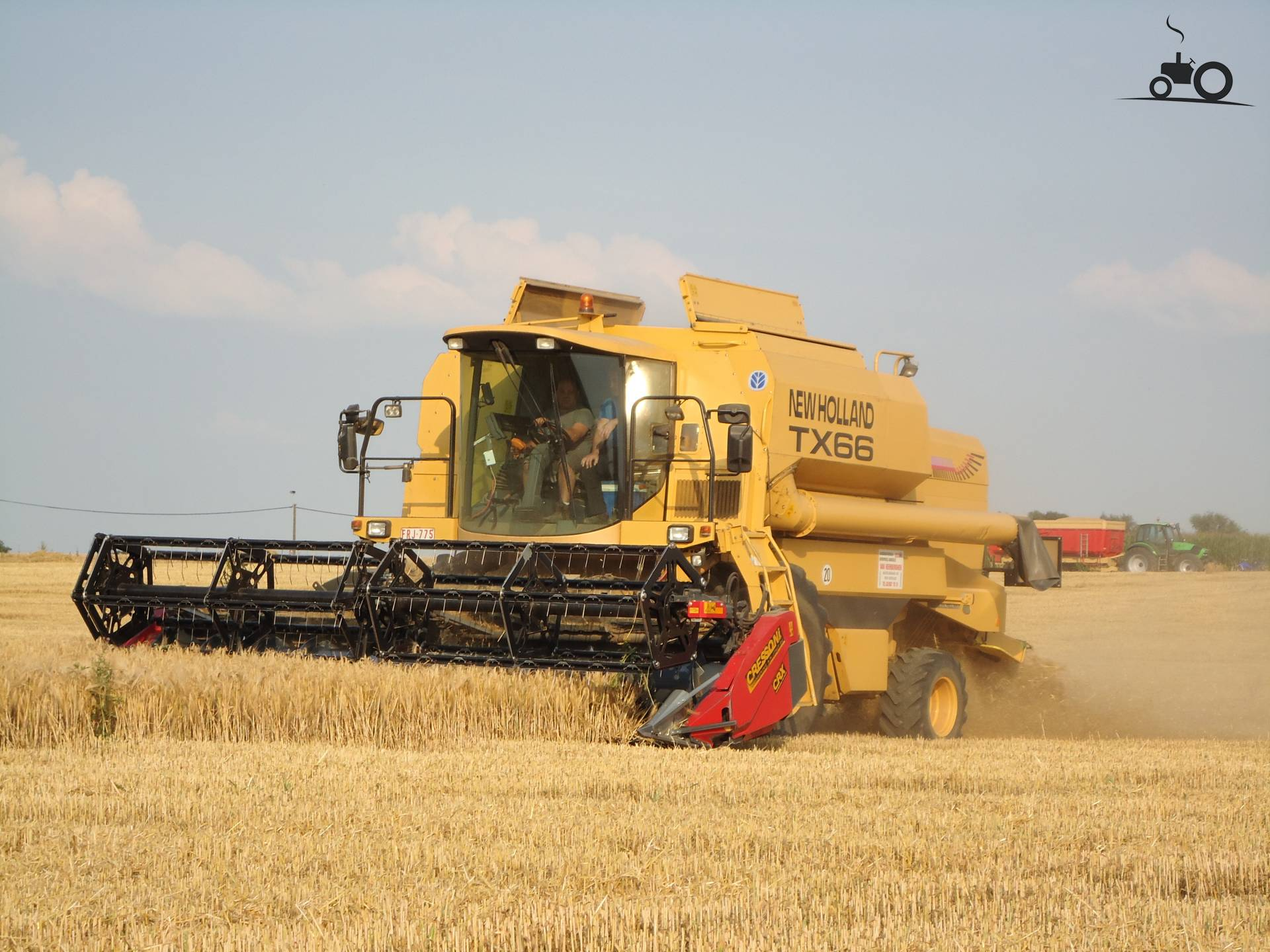 New holland 66 photo - 6
