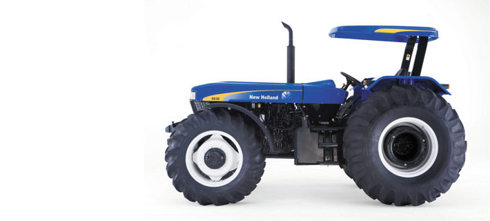 New holland 7630 photo - 10