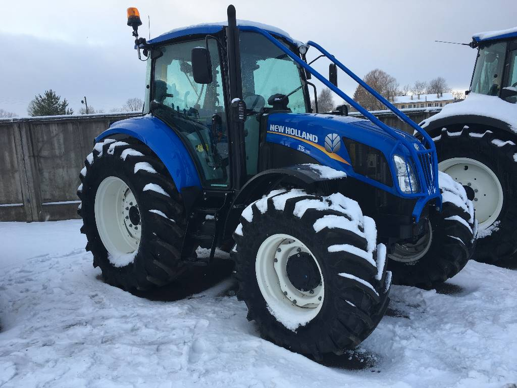 New holland d photo - 10