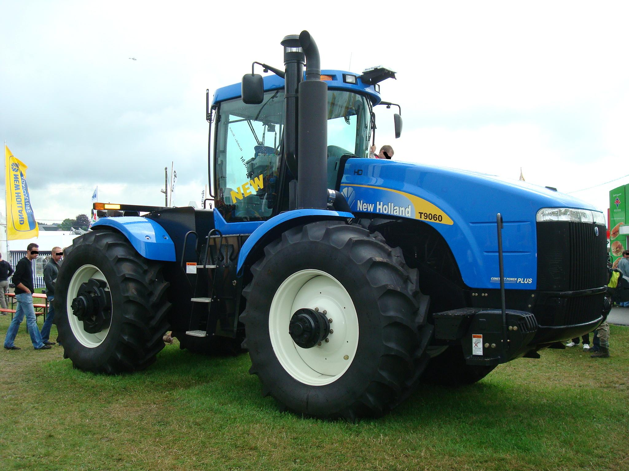 New holland d photo - 2